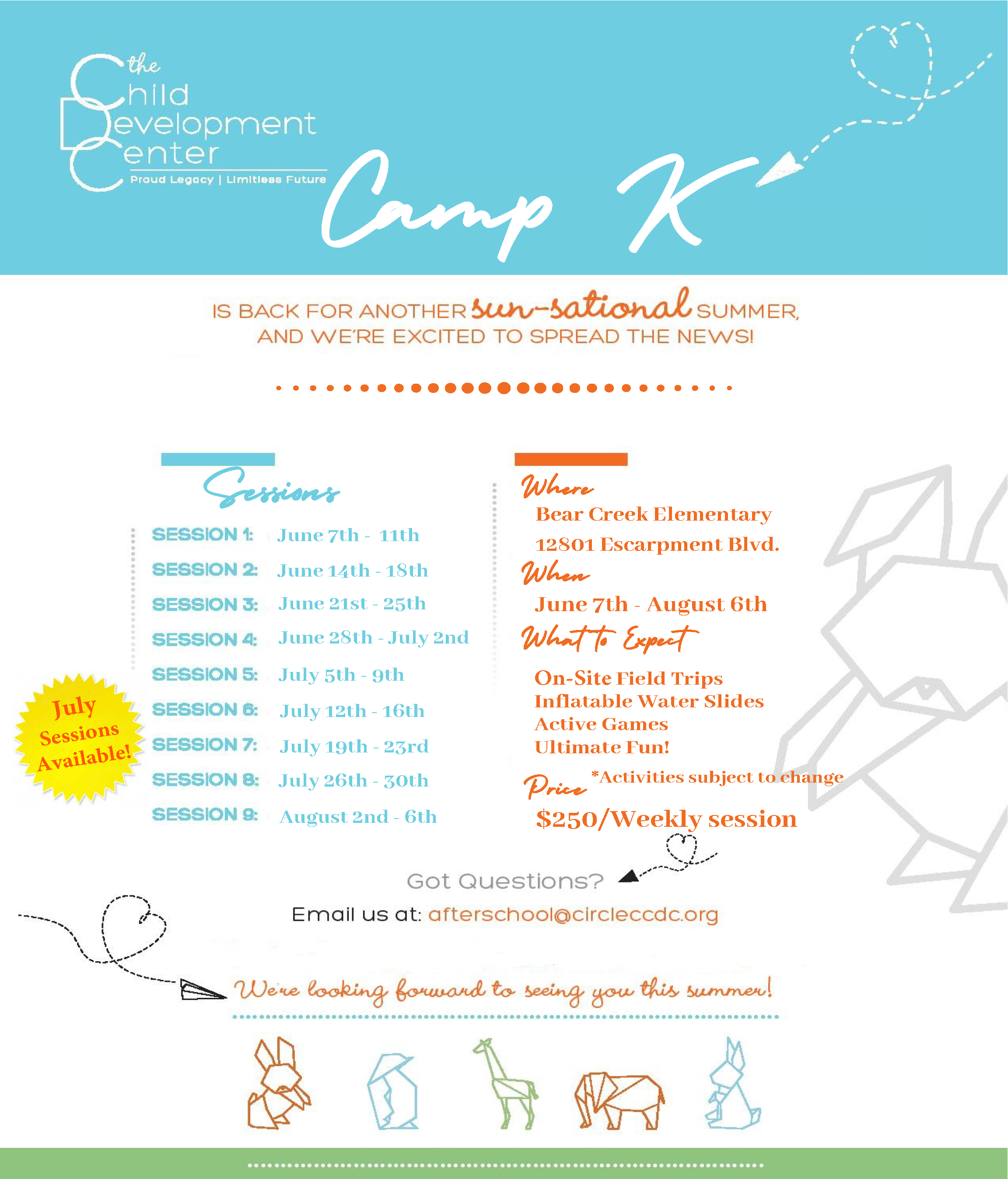 Camp K Flyer updated 4-27